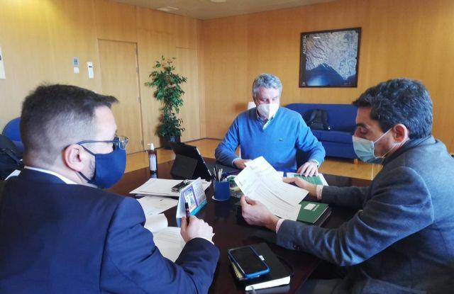 Reunión del Comité Territorial de Alertas de Salud Pública de Alto Impacto de Almería