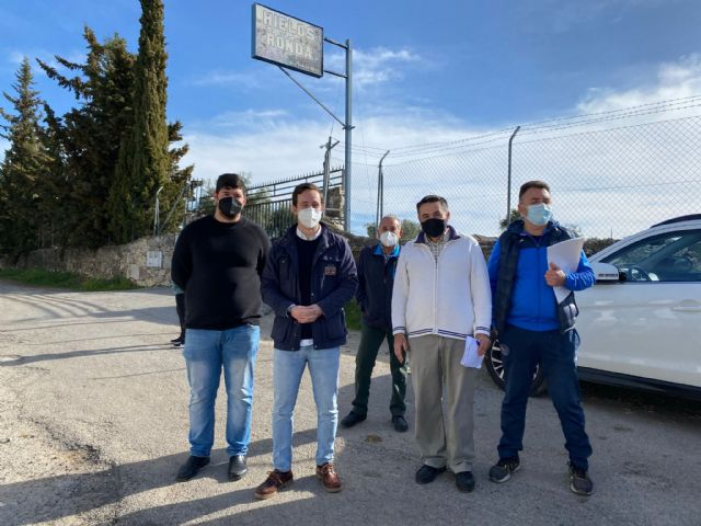 Nueva asociación vecinos Cañada Real