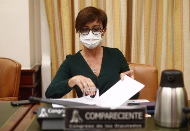 La directora general de la Guardia Civil, María Gámez