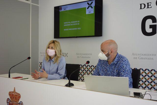 Presentación de un informe sobre calidad del aire en Granada