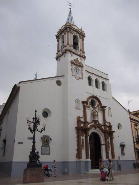 Iglesia de la Concepción, en Huelva